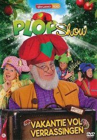 Cover Kabouter Plop - Plop Show - Vakantie vol verrassingen [DVD]